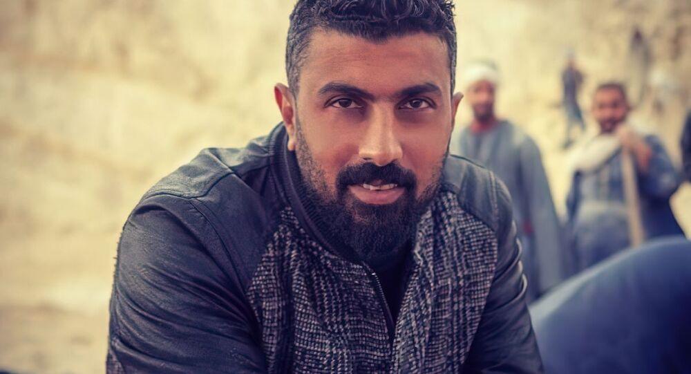 المخرج السينمائي محمد سامي