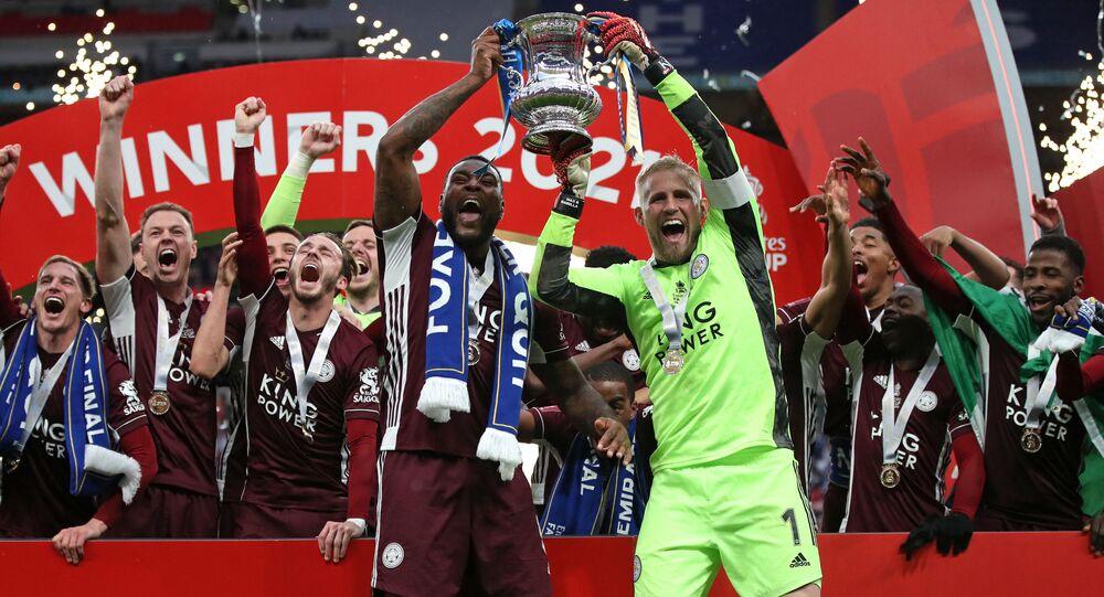 ليستر سيتي يحرز لقب كأس الاتحاد الإنجليزي لأول مرة في تاريخه
