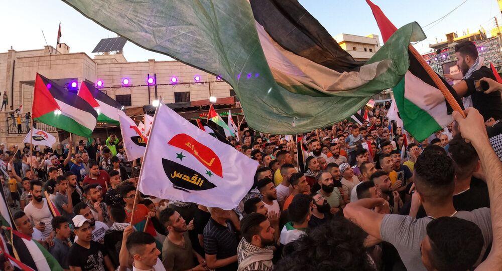 لواء القدس في حلب: نحن من فلسطين وإلى فلسطين