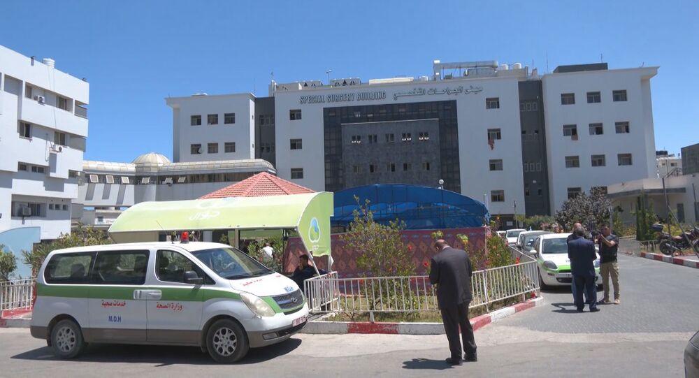 توقف عمل مركز فحوصات كورونا في قطاع غزة ينذر بكارثة صحية