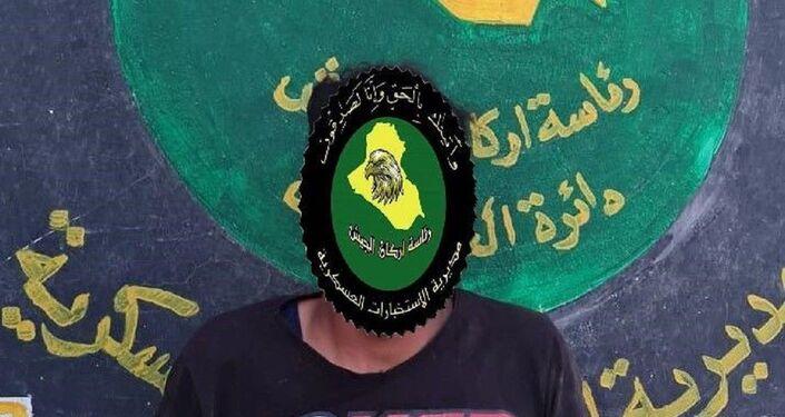 الأجهزة الأمنية العراقية تلقي القبض على مجموعة إرهابية في نينوى شمالي العراق، 24 مايو 2021