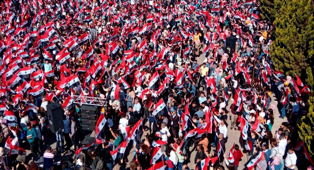 الانتخابات الرئاسية السورية في حمص