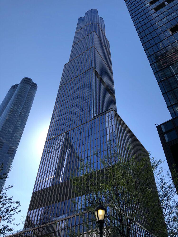 ناطحة سحاب هادسن ياردز 35 (35 Hudson Yards)  في نيويورك، الولايات المتحدة
