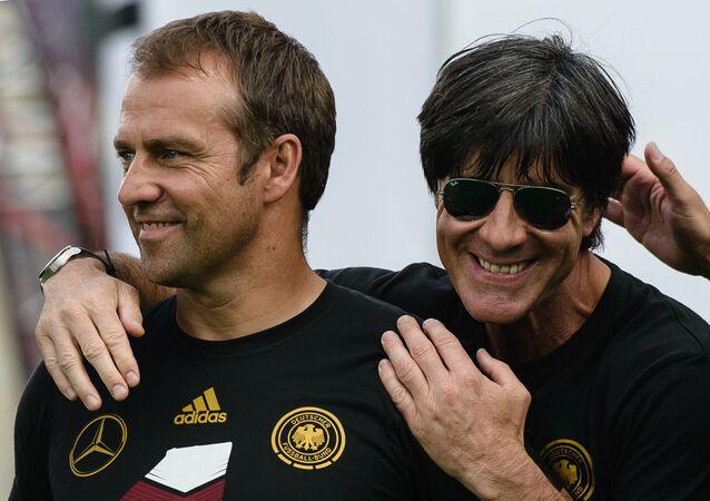 مدرب منتخب ألمانيا يواخيم لوف