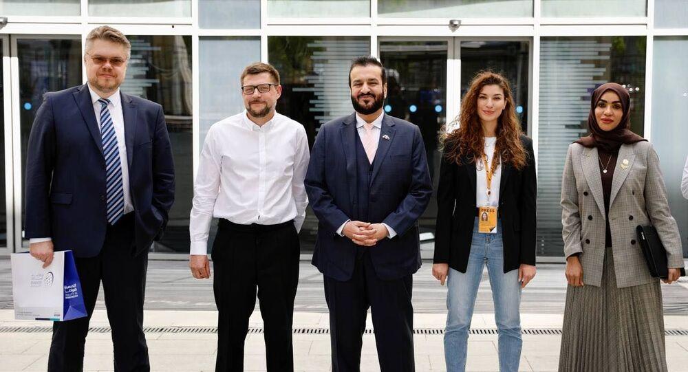 سبوتنيك تستقبل وفدا من وكالة الأنباء الإماراتية