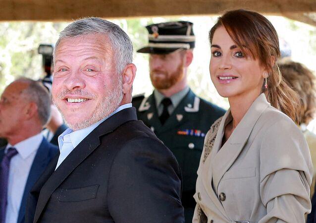 الملكة رانيا العبدلله