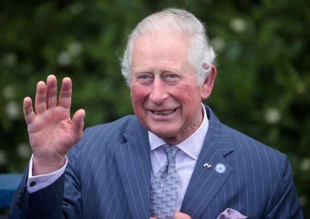 ولي عهد بريطانيا، الأمير تشارلز