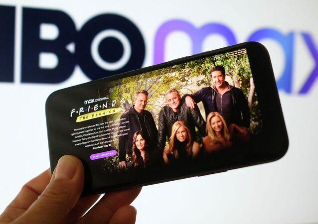 حلقة مسلسل فريندز Reunion عبر منصة إتش بي أو الأمريكية، التي عرضت عالميا في 27 مايو/ أيار 2021