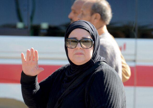 الممثلة المصرية دلال عبد العزيز