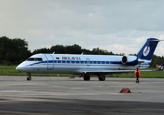 خطوط بيلافيا الجوية  البيلاروسية