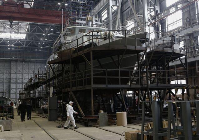 مصنع فيمبيل لإنتاج السفن