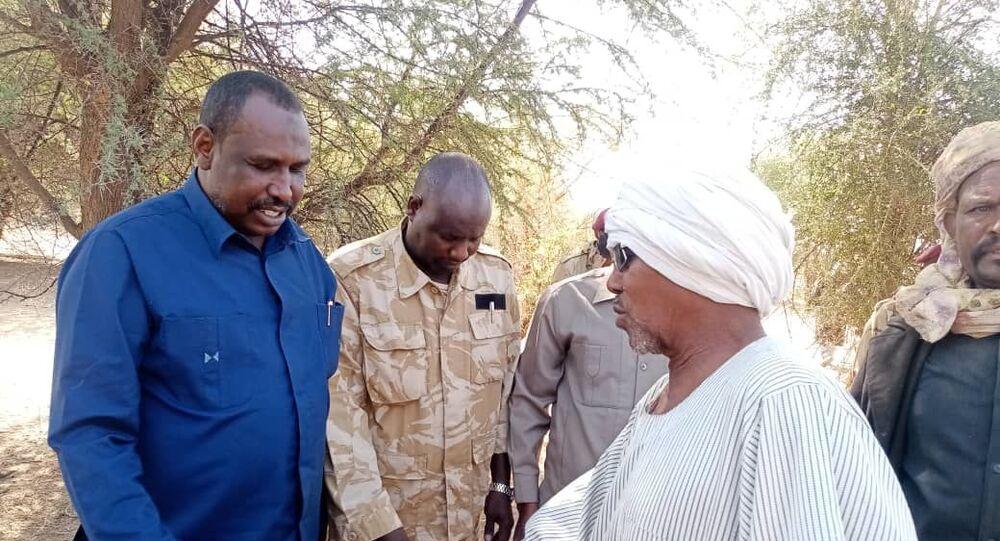 نائب رئيس التحالف السوداني في دارفور