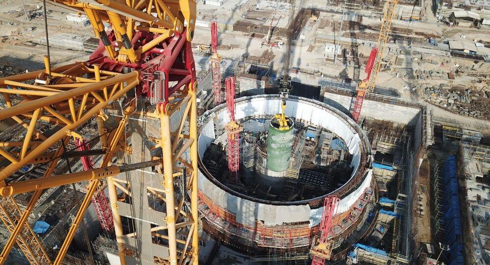 مفاعل محطة أكويو للطاقة النووية
