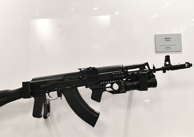 رشاش أ كا-103