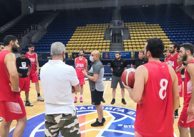 طريف قوطرش، مسؤول المنتخبات الوطنية باللجنة المؤقتة للاتحاد السوري بكرة السلة