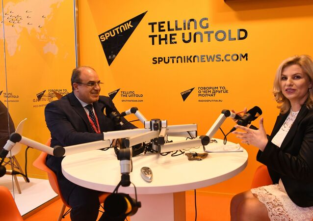 وزير الاقتصاد السوري محمد سامر الخليل