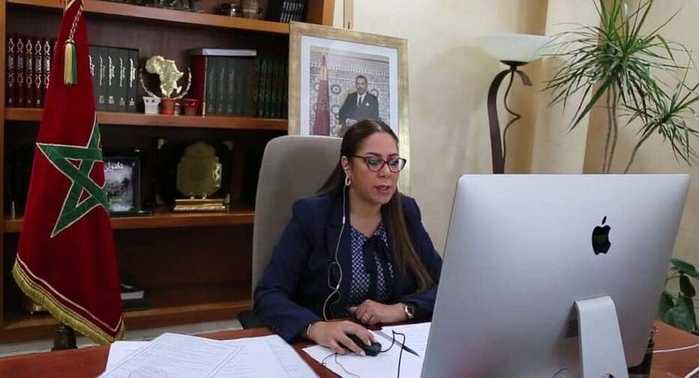 وزيرة التعمير والإسكان بالمغرب نزهة بوشارب