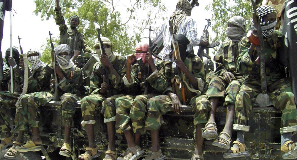 جنود حركة الشباب الصومالية