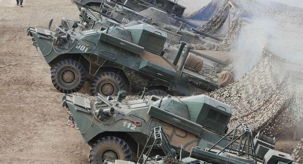ناقلات الجنود المدرعة