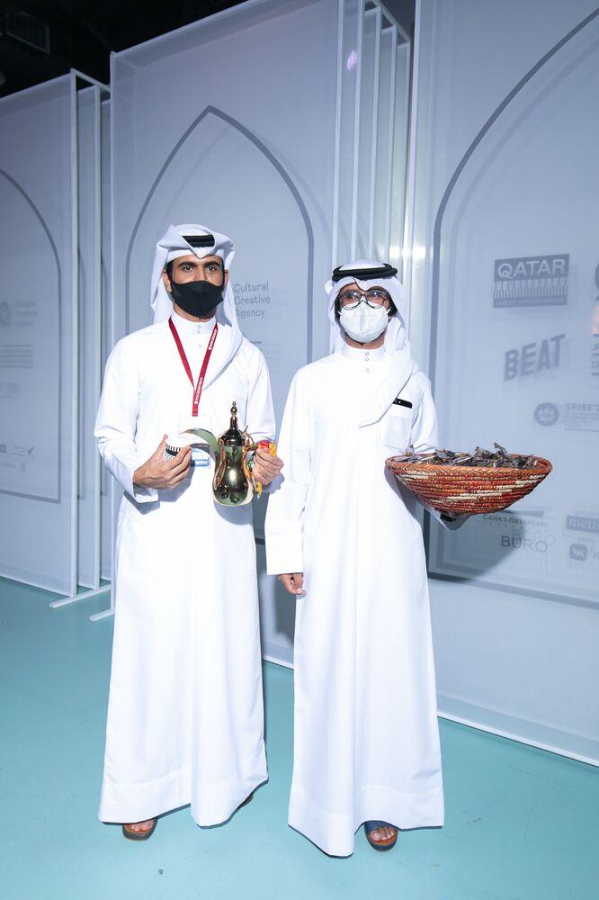 مهرجان أيام قطر للأفلام في سان بطرسبورغ