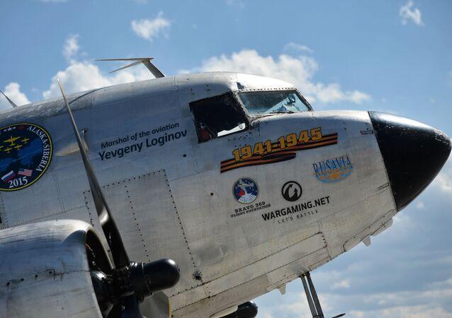 طائرة دوغلاس الأمريكية