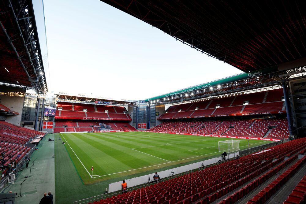 ملعب باركن في كوبنهاغن، الدنمارك