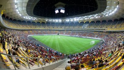 الملعب الوطني (بوخارست)، رومانيا