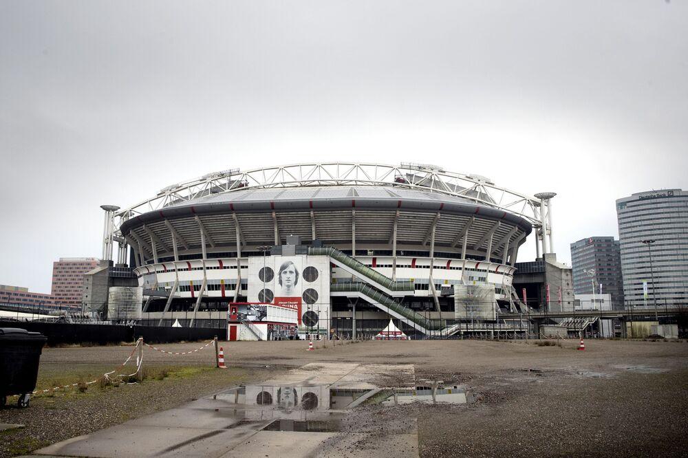 ملعب يوهان كرويف أرينا في أمستردام، هولندا