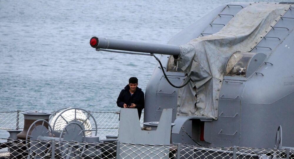 سفن الناتو