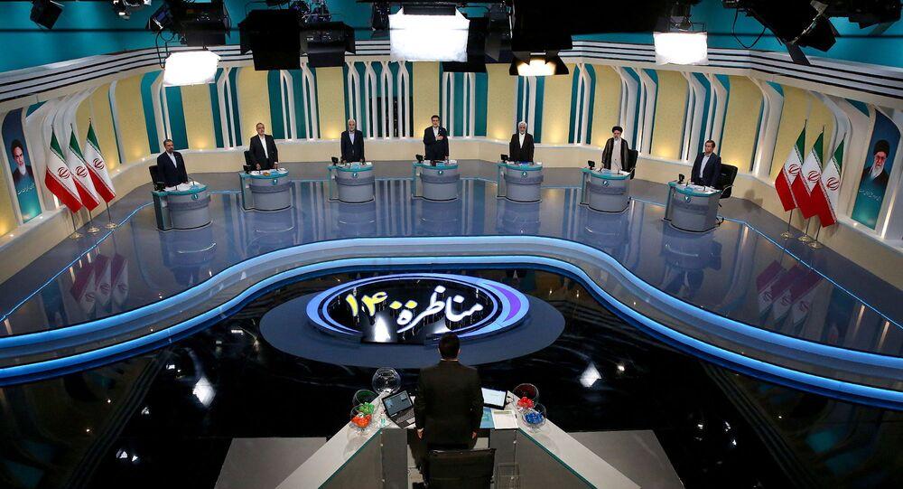 مرشحي الانتخابات الرئاسية الإيرانية