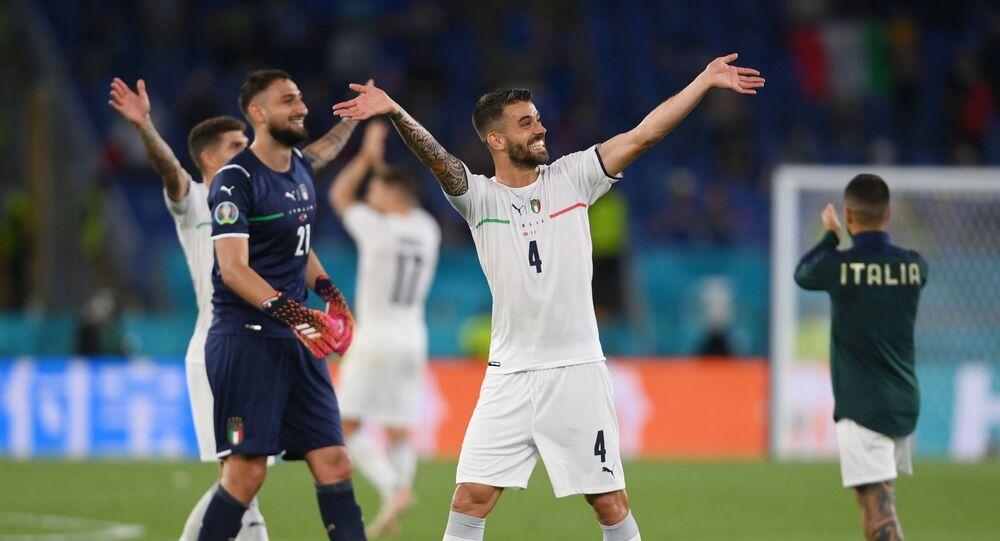 منتخب إيطاليا في بطولة أمم أوروبا يورو 2020