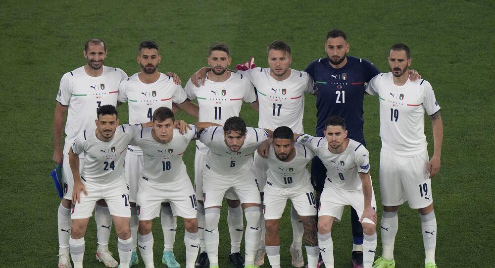 منتخب إيطاليا - يورو 2020
