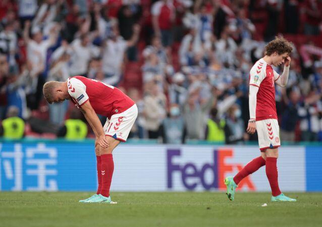 فوز فنلندا على الدنمارك بعد سقوط إريسكن