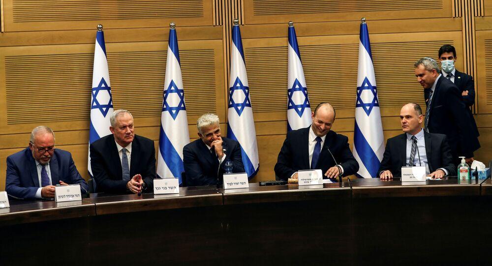 الكنيست يمنح الثقة للحكومة الجديدة في إسرائيل