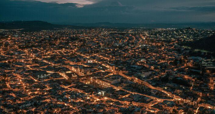صورة المسكيك خارج السيطرة للمصور المكسيكي لويس أنتونيو روخاز