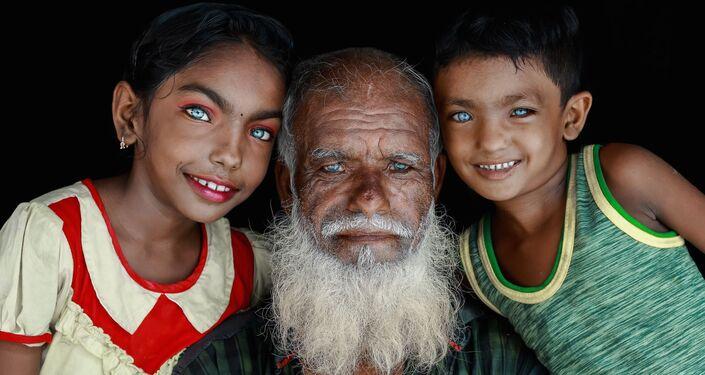 صورة العيون المثالية للمصور محمد أمداد حسين