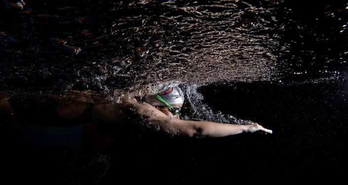 السباحة التركية نيل شاهين