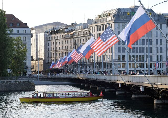 جنيف عشية قمة الرئيس الروسي بوتين والرئيس الأمريكي بايدن