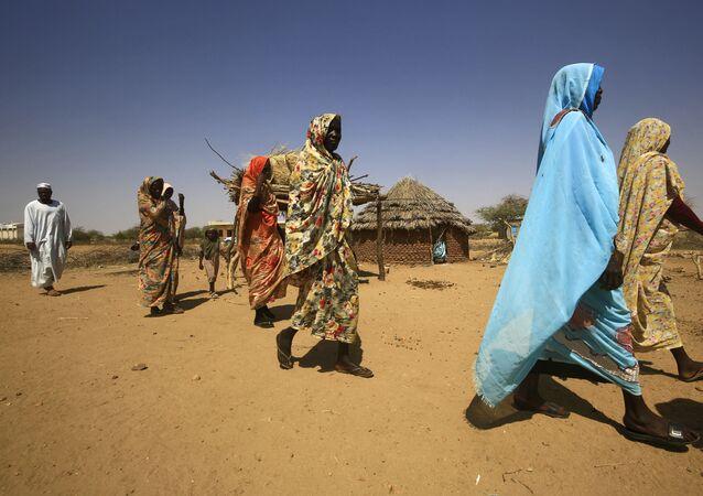 سكان جنوب دارفور يعودون إلى منازلهم