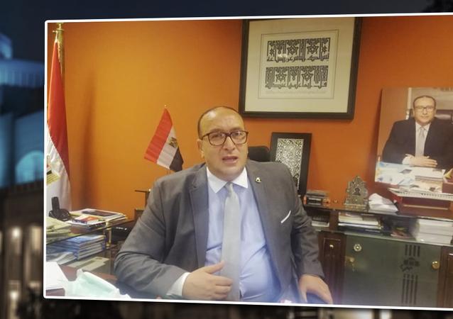 مجدي صابر رئيس دار الأوبرا المصرية