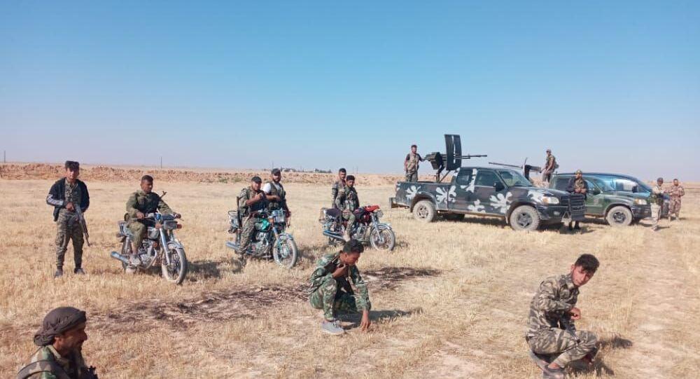 الجيش السوري يحيد 80 داعشيا ويدمر عشرات المقرات والآليات في البادية