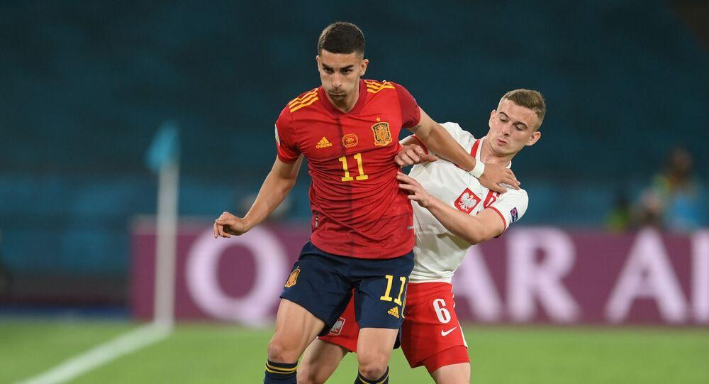 يورو 2020 - المجموعة الخامسة - إسبانيا ضد بولندا