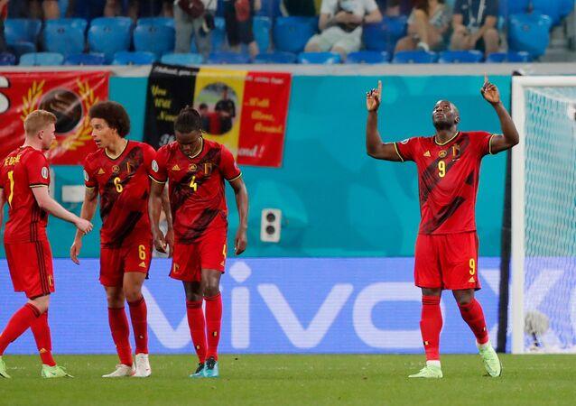 مباراة بلجيكا فنلندا في أمم أوروبا 2020