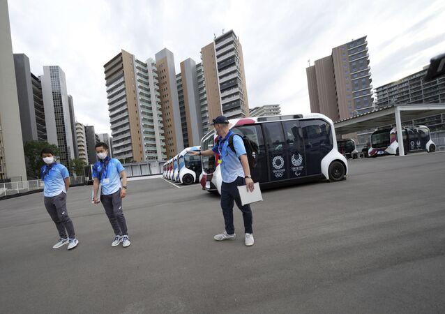 تحضيرات أولمبياد و بارالمبياد طوكيو 2020