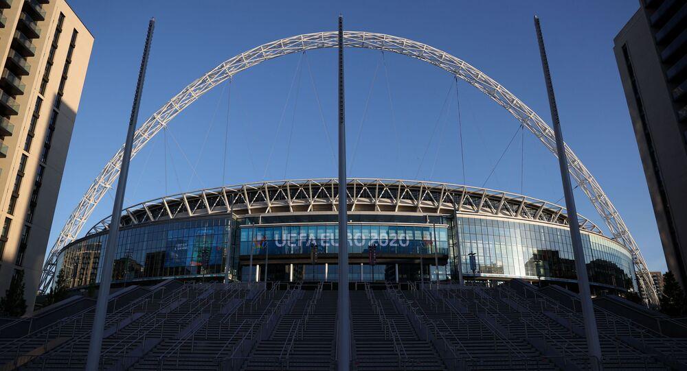 ملعب ويمبلي في لندن