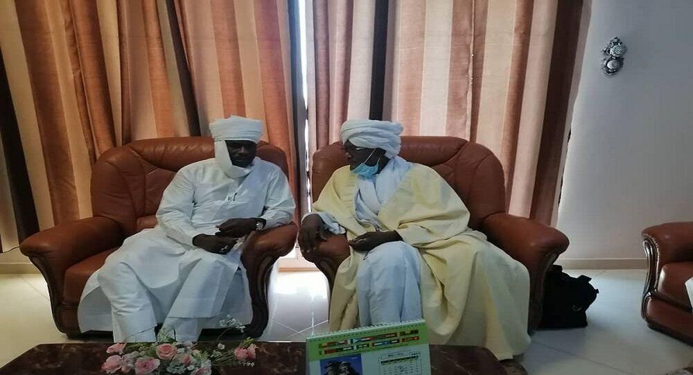 بشير آدم رحمة، أمين عام حزب المؤتمر الشعبي السوداني