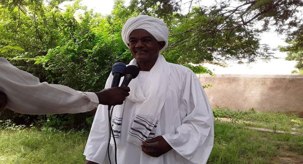 أمين عام حزب المؤتمر الشعبي السوداني