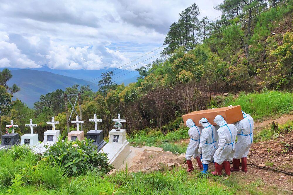 كوفيد-19، ميانمار