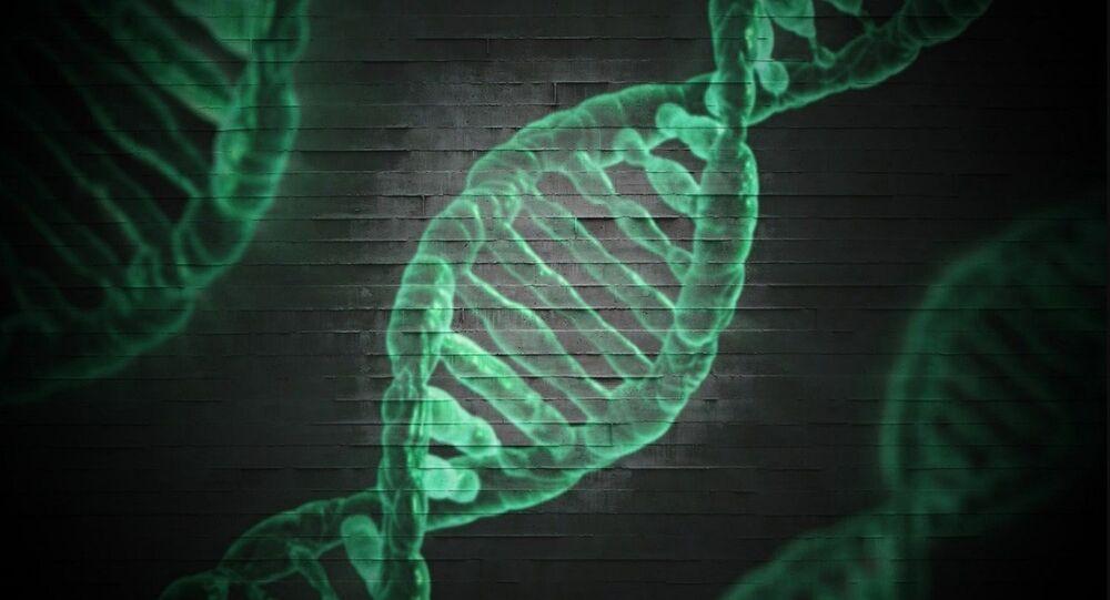 علم الوراثة والعوامل الوراثية DNA