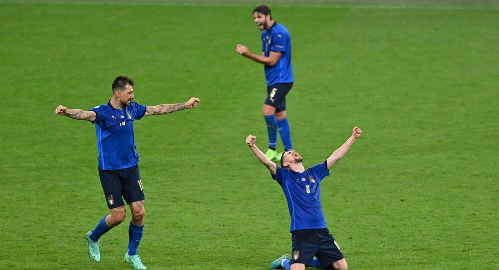 مباراة إيطاليا والنمسا